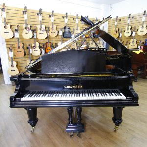 Bechstein Model B Black Boudoir Grand Piano