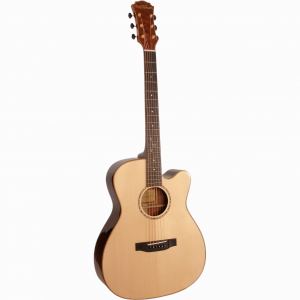 Freshman 600 Series FA600GAC Electro Acoustic 6 String Grand Auditorium Body Cutaway Guitar