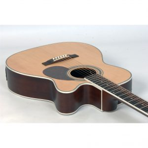 Freshman Apollo 1OC Electro Acoustic 6 String Grand Auditorium Body Cutaway Guitar
