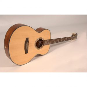Freshman Maple Ridge FA1FNS Acoustic 6 String Folk Body Guitar