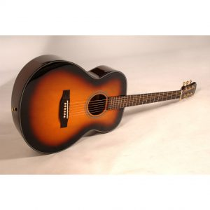 Freshman Maple Ridge FA1FSBS Acoustic 6 String Folk Body Guitar