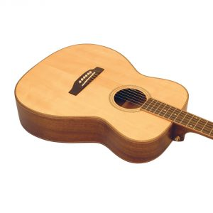 Freshman Songwriter SONGO Acoustic 6 String OM Body Guitar