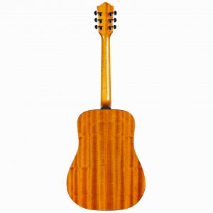 Guild Westerly D-120 Natural Acoustic 6 String Dreadnought Body Guitar
