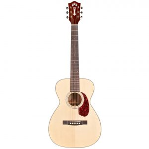 Guild Westerly M-140 Natural Acoustic 6 String Concert Body Guitar
