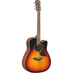 Yamaha A1M VS Electro-Acoustic 6 String Dreadnought Body Guitar