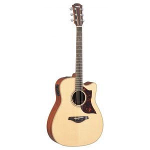 Yamaha A3M Electro-Acoustic 6 String Dreadnought Body Guitar