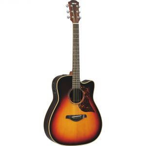 Yamaha A3R VS Electro-Acoustic 6 String Dreadnought Body Guitar