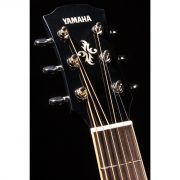 Yamaha APX500 MkIII Electro-Acoustic 6 String Unique Body Cutaway Guitar 4