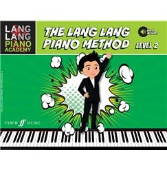 The Lang Lang Piano Method: Level 2 (Book/Online Audio)