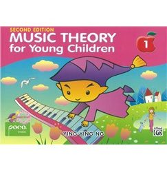 Ying Ying Ng: Music Theory For Young Children - Book 1 (Revised Edition)