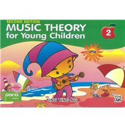 Ying Ying Ng: Music Theory For Young Children - Book 2 (Revised Edition)