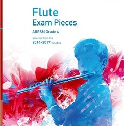 ABRSM Exam Pieces 2014-2017 Grade 4 Flute Part