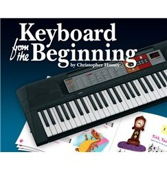 Keyboard From The Beginning (Book)