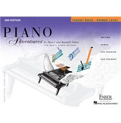 Piano Adventures: Theory Book - Primer Level