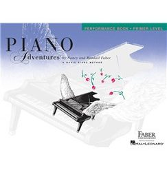 Piano Adventures: Primer Level - Performance Book (2nd Edition)