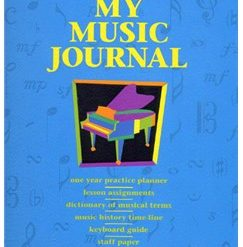 Hal Leonard Student Piano Library: My Music Journal