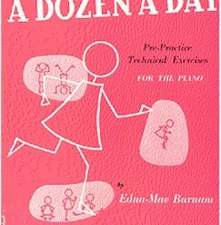 A Dozen A Day Book Three: Transitional