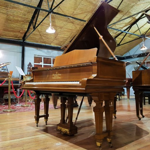 Steinway Model A grand piano, for sale.