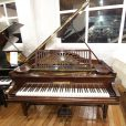 Bechstein Model A Baby Grand Piano Mahogany At Sherwood Phoenix Pianos 2
