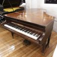 Bechstein Model A Baby Grand Piano Mahogany At Sherwood Phoenix Pianos 6