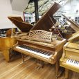 Used Bechstein Model B boudoir grand piano, in a rosewood case, for sale.
