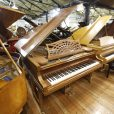 Bechstein Model B Boudoir Grand Piano Mahogany At Sherwood Phoenix 3
