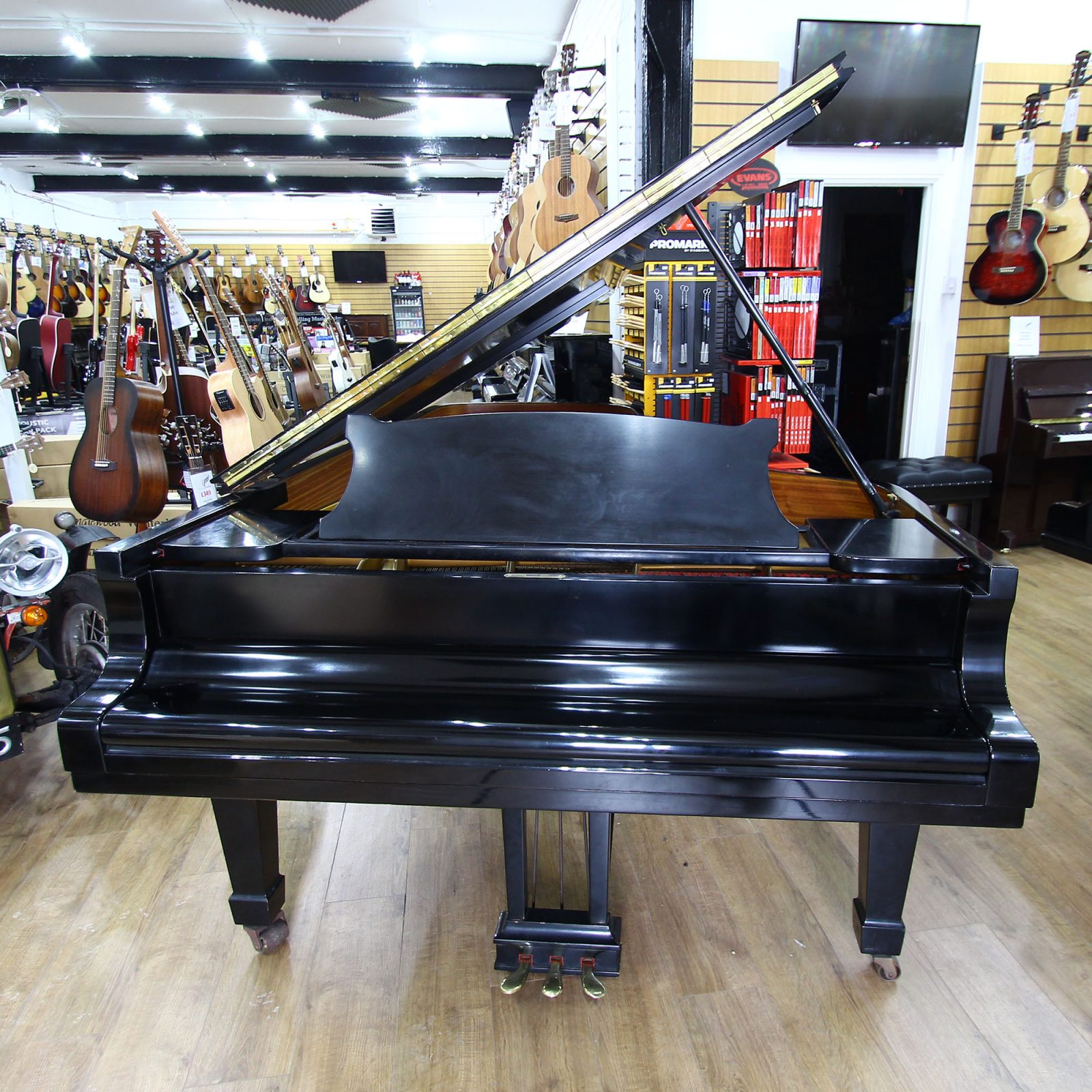 Used Steinway Model D Concert Grand Piano 390400