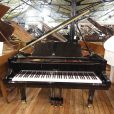 Weber W150 Baby Grand Piano Black Polyester By Sherwood Phoenix Pianos 2