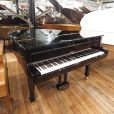 Weber W150 Baby Grand Piano Black Polyester By Sherwood Phoenix Pianos 7
