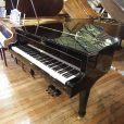 Weber W150 Baby Grand Piano Black Polyester By Sherwood Phoenix Pianos 9