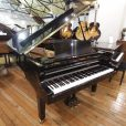 Young Chang Boudoir Grand Piano Black Polyester At Sherwood Phoenix Pianos 3