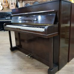 Used Bluthner upright piano, in a mahogany case, for sale