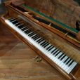 Bechstein London Baby Grand Piano Burr Walnut At Sherwood Pheonix Pianos 11