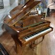 Bechstein London Baby Grand Piano Burr Walnut At Sherwood Pheonix Pianos 3