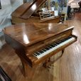 Bechstein London Baby Grand Piano Burr Walnut At Sherwood Pheonix Pianos 6