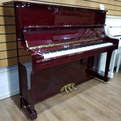 Steinhoven UP-121 Upright Piano Mahogany
