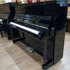 New Yamaha B3 SG2 upright piano, with silent system, for sale.