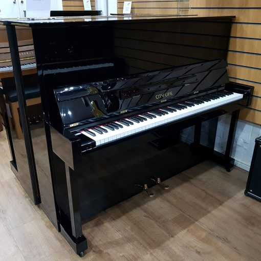 Used Kawai City Life for sale, in a black polyester case.