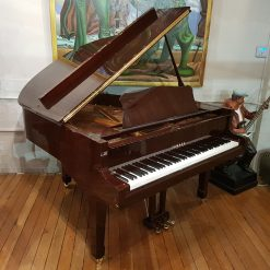 Used Yamaha C1 baby grand piano, for sale.
