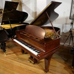 Restored Stenway & Sons Model A grand piano for sale, rosewood case.