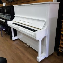 Used white Yamaha U3